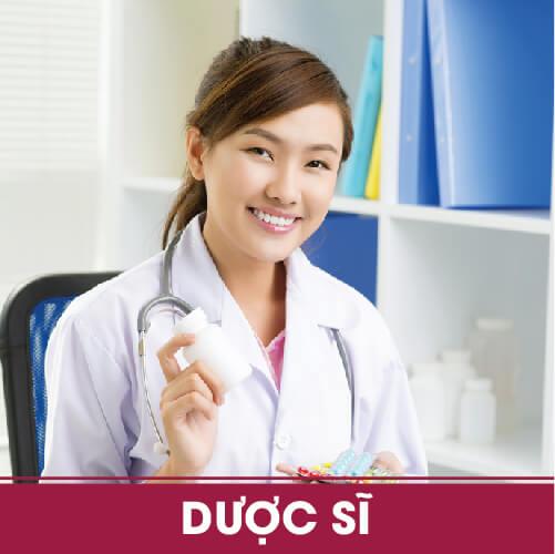 Trung cấp dược sĩ tphcm